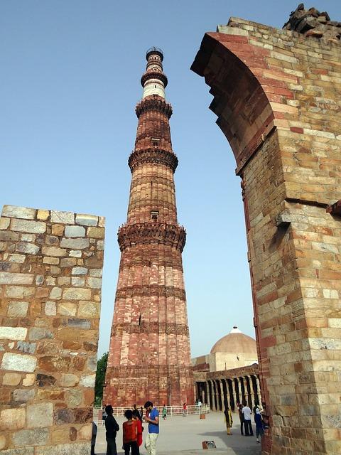 Free qutb minar qutub minar qutab islamic monument