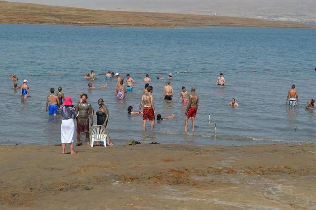 Free dead sea sea mud israel salt sand desert
