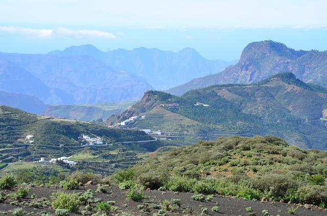 Free gran canaria canary islands spain landscape