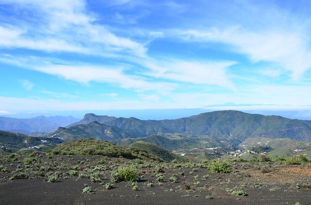 Free gran canaria canary islands spain volcanic