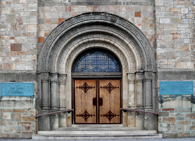 Free plymouth massachusetts church door architecture