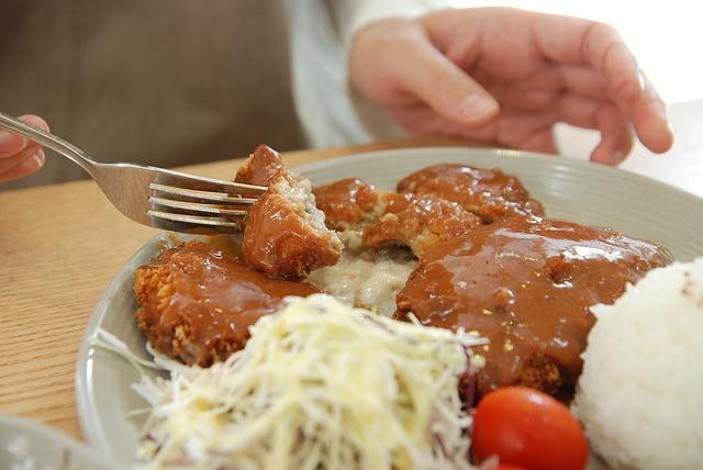 Free republic of korea cutlet fork sanctuary food seoul