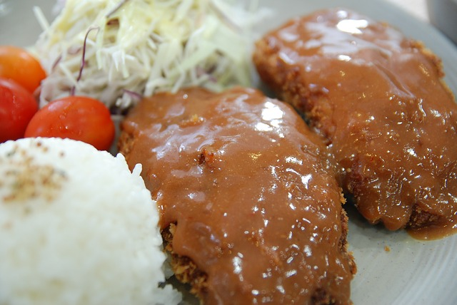 Free cutlet sanctuary food seoul republic of korea