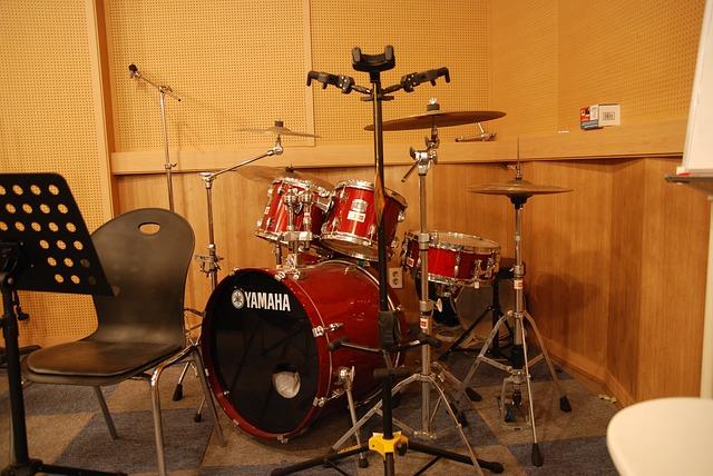 Free drum recording studio munrae arts factory
