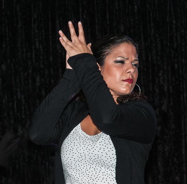 Free dancer flamenco dance music spanish hands