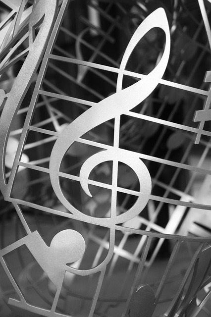 Free clef music melody treble clef tonkunst staves
