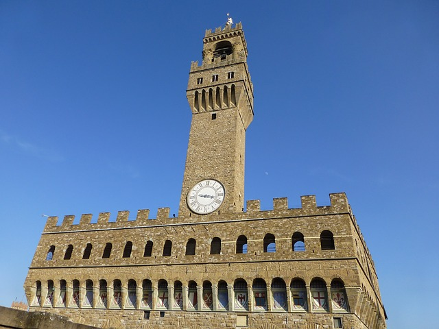 Free italy building architecture tower clock tower