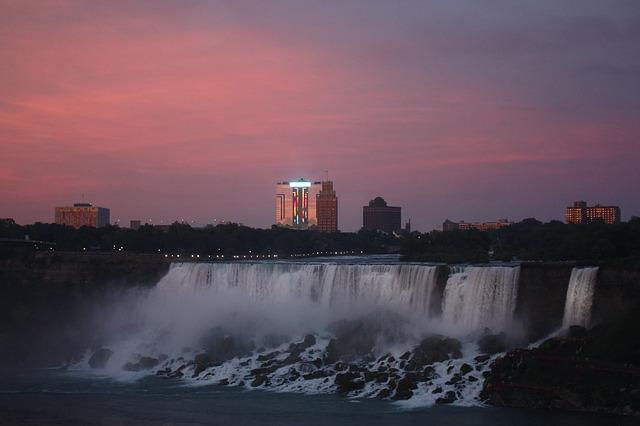 Free niagara falls waterfall niagara water