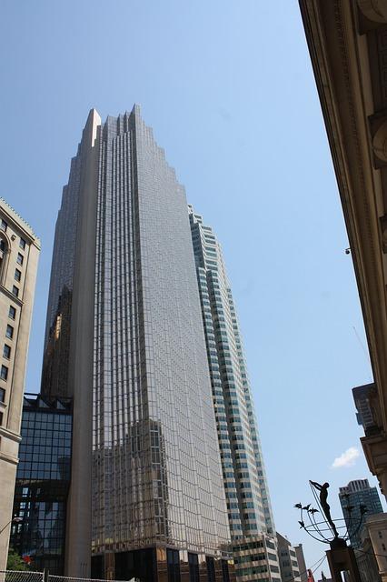 Free toronto skyscraper skyline building