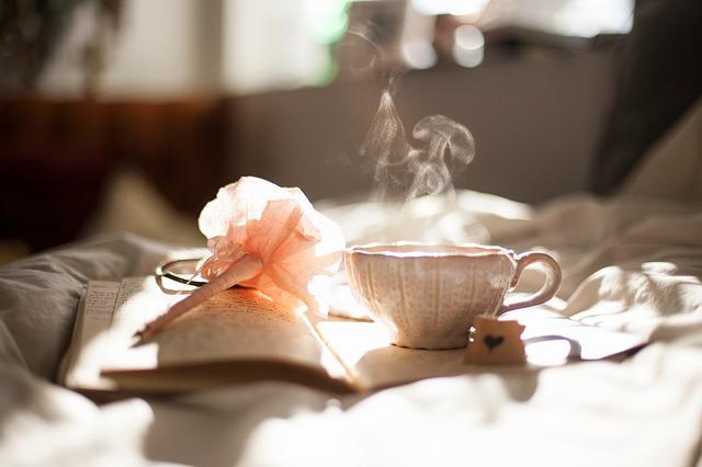 Free tea cup rest calm afternoon beverage hot mug