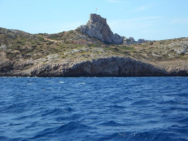 Free cabrera water island sea shipping boat trip
