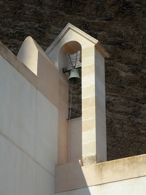 Free bell bell tower depend church chapel