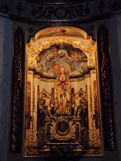 Free Photos: Sanctuary madonna maria christianity mother of god | M W