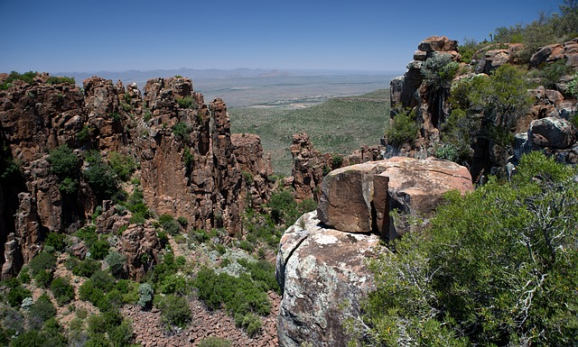 Free valley of desolation south africa eastern cape