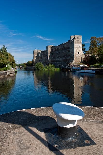 Free newark castle castle newark river river trent old