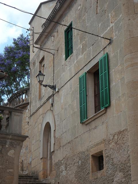 Free building algaida mediterranean housewife live