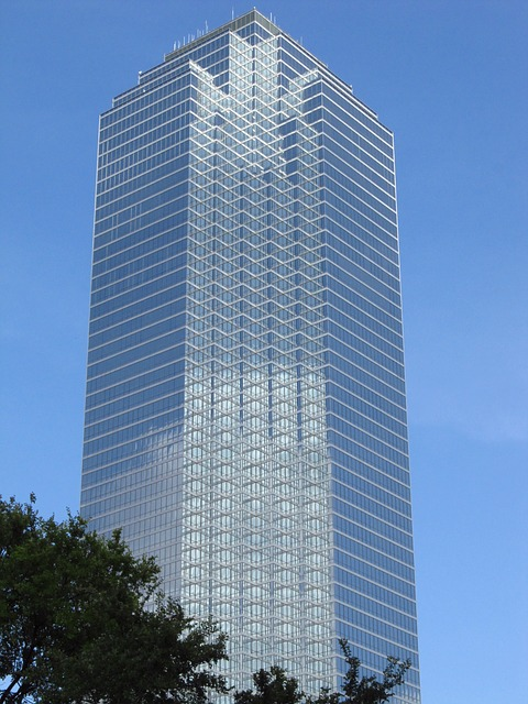 Free buildings office building glass facade dallas