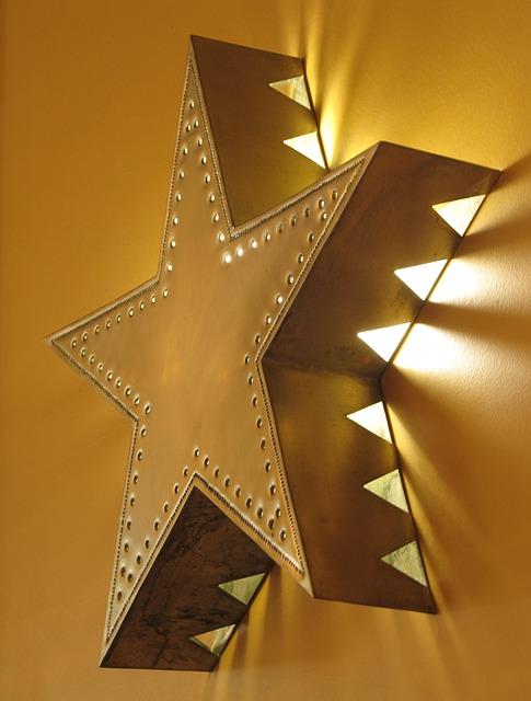 Free lone star shining brilliant texas lone star state