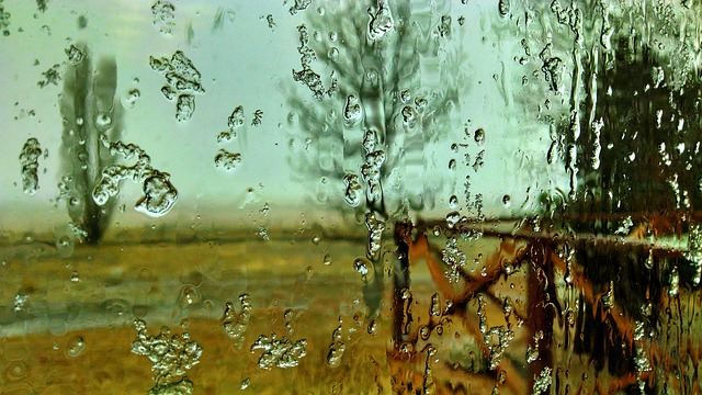 Free window wet frost glass water liquid weather