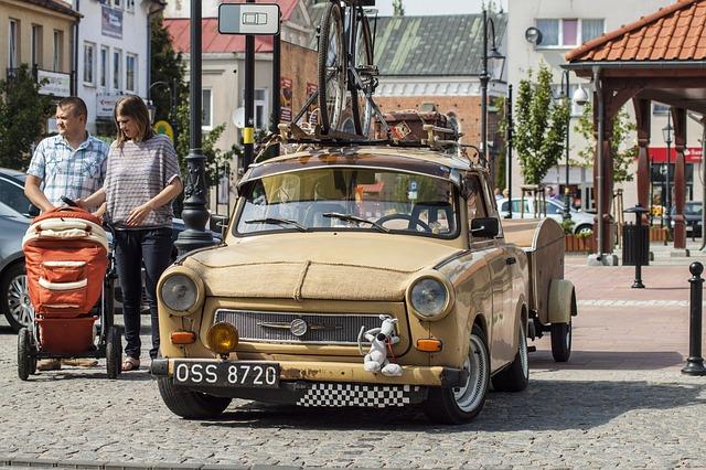 Free trabant oldcar motoshow