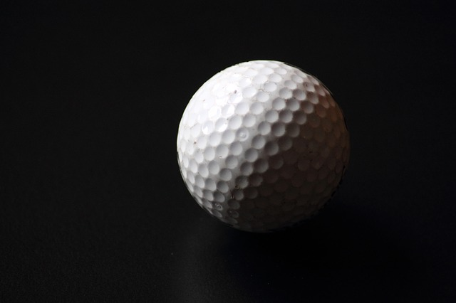 Free golf ball golf ball white ball play about sport