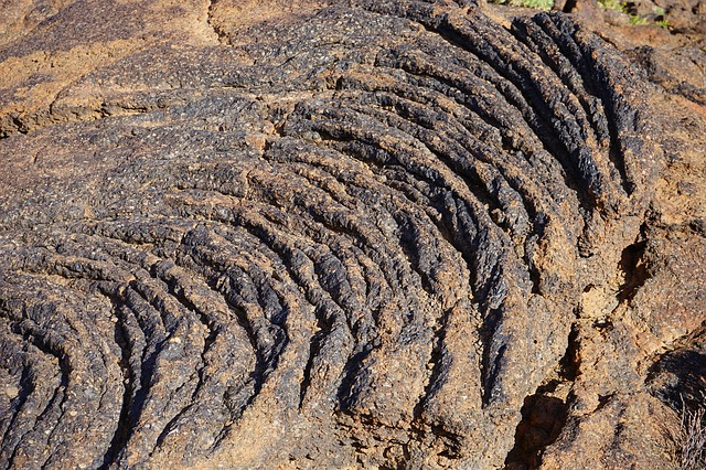 Free lava lava flow basalt petrified cold tenerife