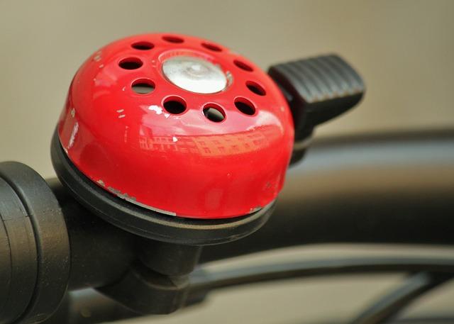 Free bike bell bell bicycle accessories bike bimmeln