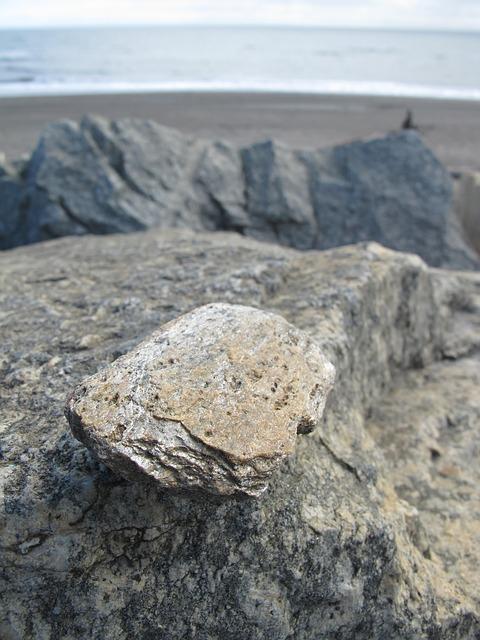 Free rock stone nature sea ocean water landscape