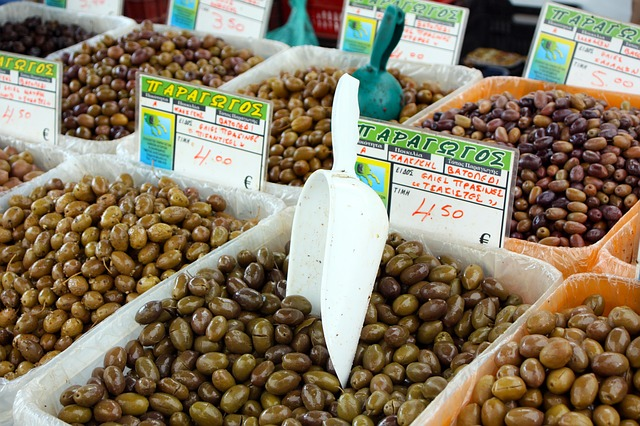 Free olives olive oil market italy shopping healthy