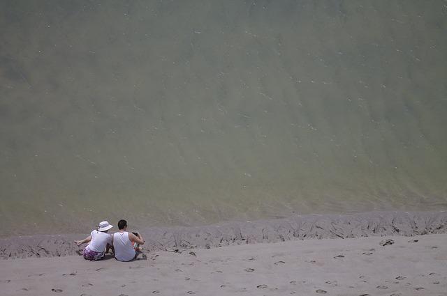 Free love casal passion beach mar sand boyfriends