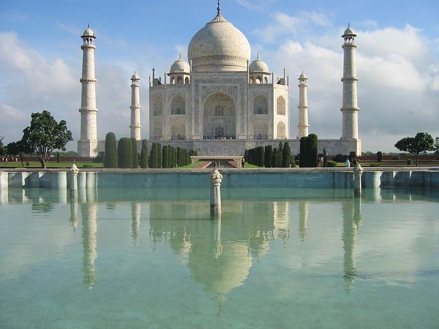 Free taj mahal temple india