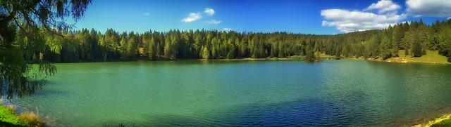 Free lake felixer scenic italy forest trees woods lake
