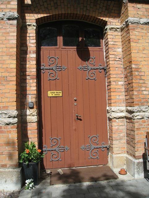 Free door building seizure brick summer