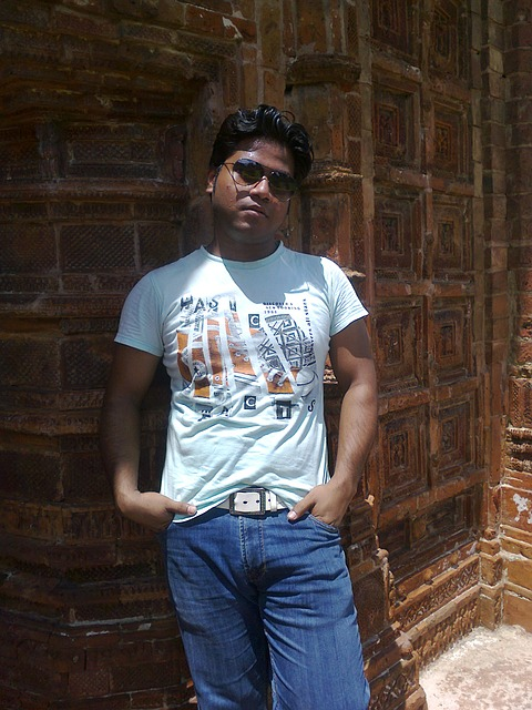 Free boy cool man standing sunglasses tourist