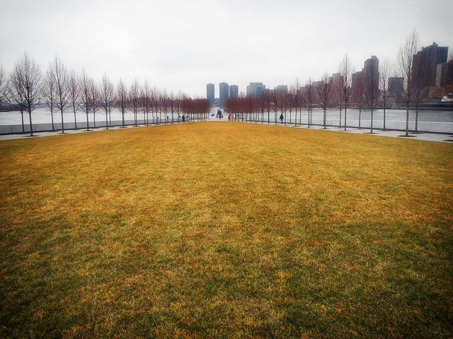 Free four freedoms park brooklyn new york city landmark