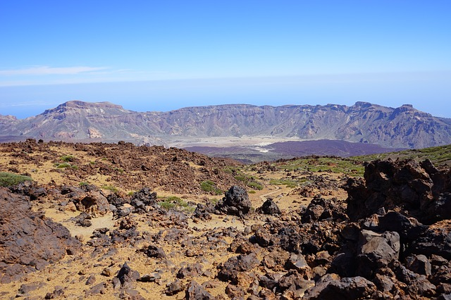 Free read cañadas caldera teide national park lava fields