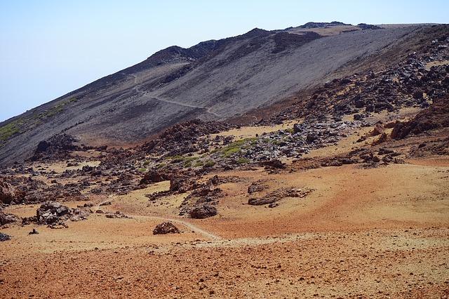 Free pico viejo away migratory path lunar landscape