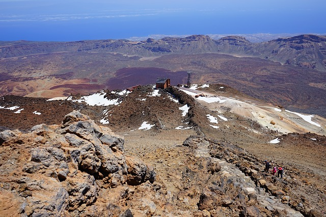 Free read cañadas caldera teide view good view away