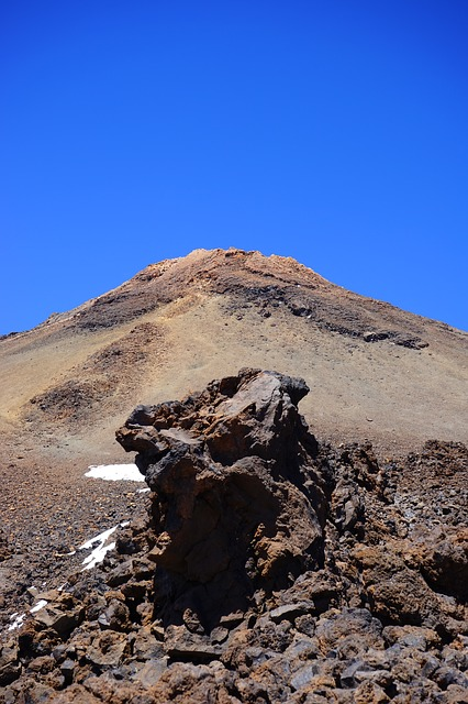 Free teide summit lava rocks lava rock basalt