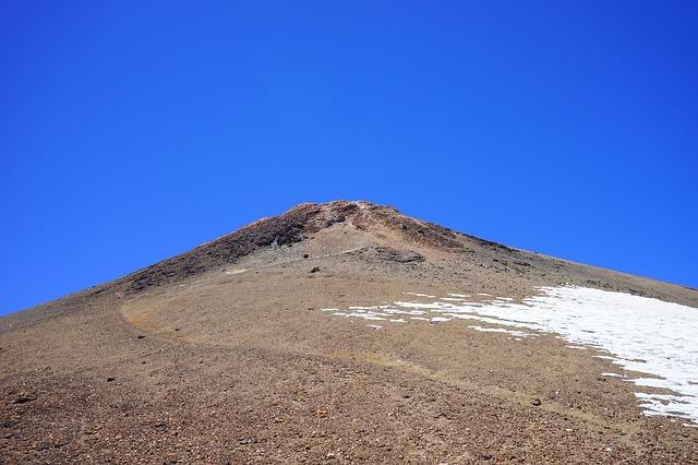 Free teide pico del teide summit volcano volcano summit