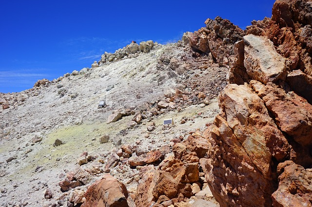 Free Photos: Teide pico del teide summit volcanic crater crater | Hans Braxmeier