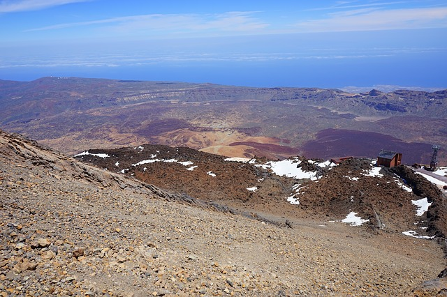 Free read cañadas caldera teide view good view station