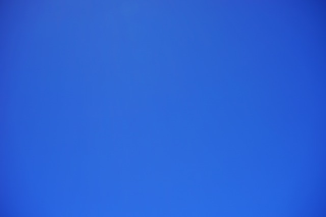 Free Photos: Sky blue partly cloudy sky blue azur azure | Hans Braxmeier