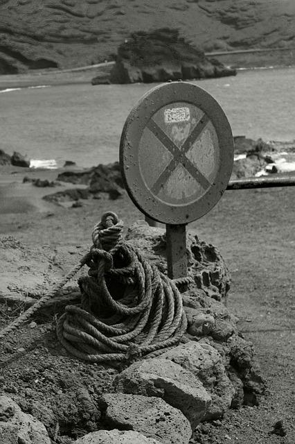 Free signal sea costa canary islands lanzarote