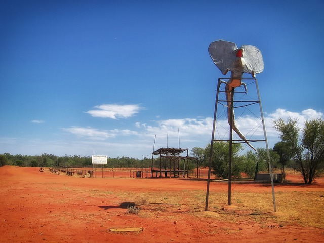Free australia ranch farm watermill clay soil landscape