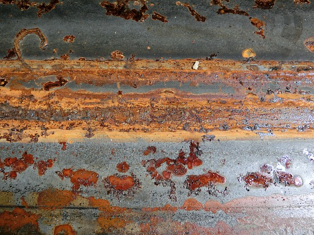 Free stainless steel iron metal rusty weathered