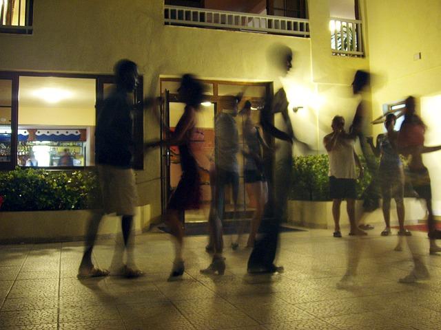 Free Photos: Dance rhythm movement couples human party | joakant