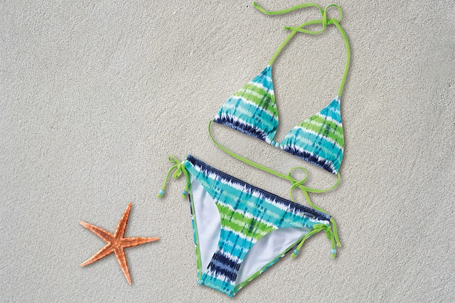 Free bikini two-piece swimwear women two-parter
