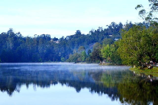 Free tamil nadu travel india landscape nature lake