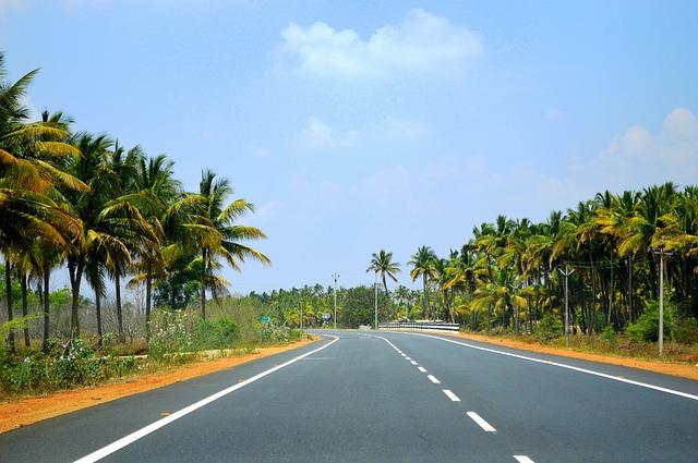 Free tamilnadu india road travel hill station street
